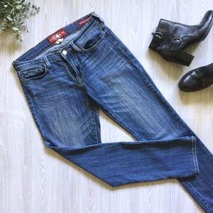 Lucky Brand Sophia Straight Leg Jeans Size 28